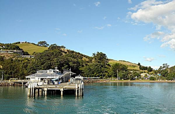 留学休闲好去处------新西兰怀希基岛