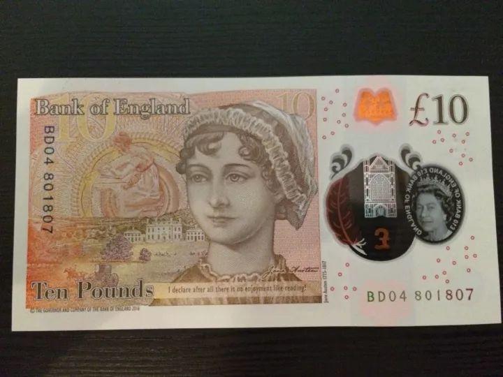 留学英国才会注意到,英国人的读书习惯竟然都印在英镑上了!