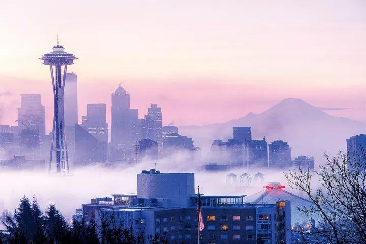 美国西雅图:一场兜兜转转的旅行