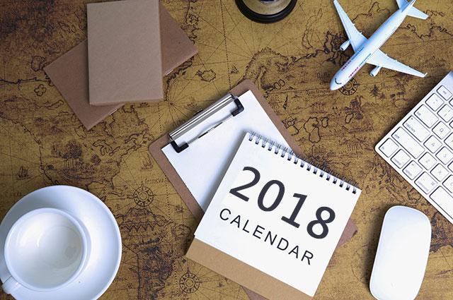 法国留学生2018年有哪些法定假期?