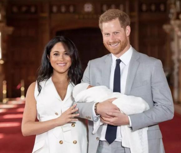 英国皇室再添新成员