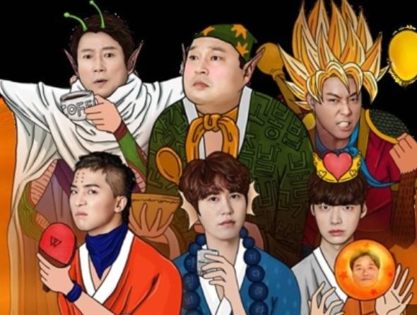 韩综迷们的福音——《新西游记7》即将开播