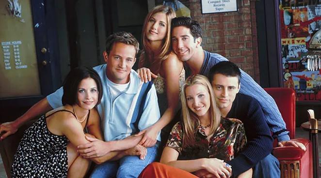 有生之年系列之《老友记》剧组时隔20年重聚,这次真的来啦!